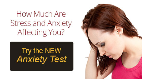 Try the NEW Anxiety Test