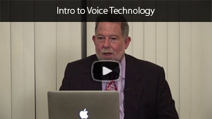 Intro to Voice Technology